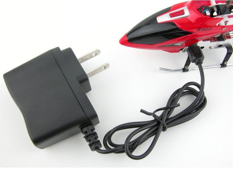 110v Battery Charger for SYMA S107 S105 S009 Mini Helicopters by