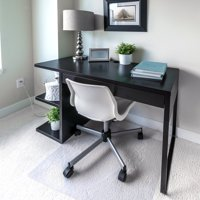 FLOORTEX Cleartex Ultimat Medium Pile Carpet Straight Edge Chair Mat