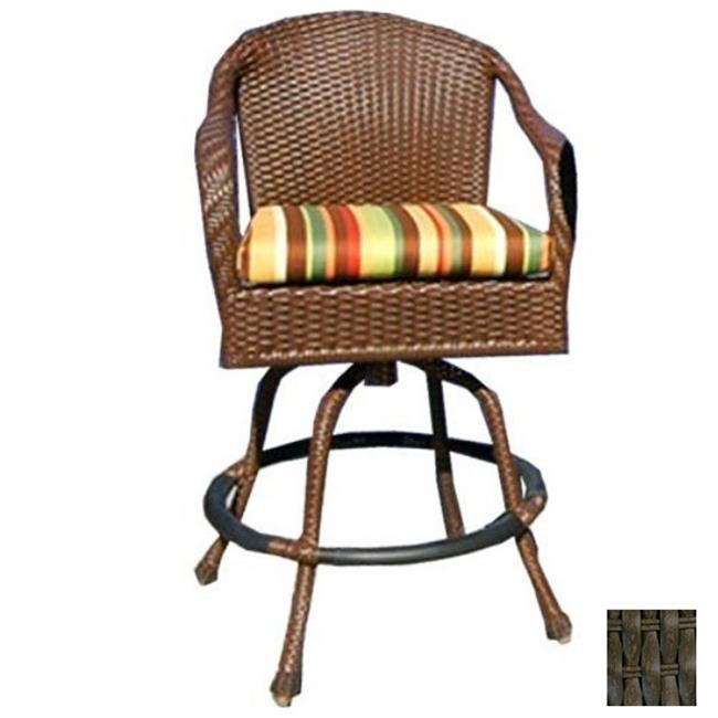 Tortuga LEX-10T Lexington Bar Chair��-��Tortoise