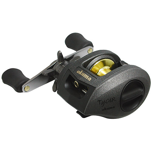 Okuma Tycir Low-Profile Right-Handed Reel