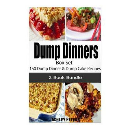 Dump Dinners Cookbook Box Set