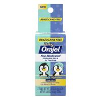 Orajel Baby Non-medicated