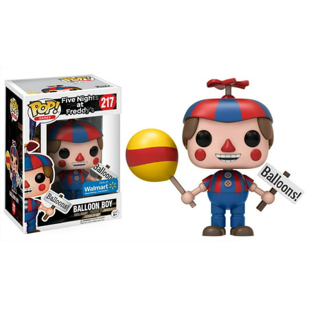 Funko POP! Games: Five Nights at Freddy's - Balloon Boy Walmart Exclusive