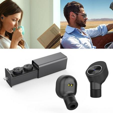 TWS Mini True Wireless Bluetooth Earbuds Twins In-Ear Stereo Headset Earphone