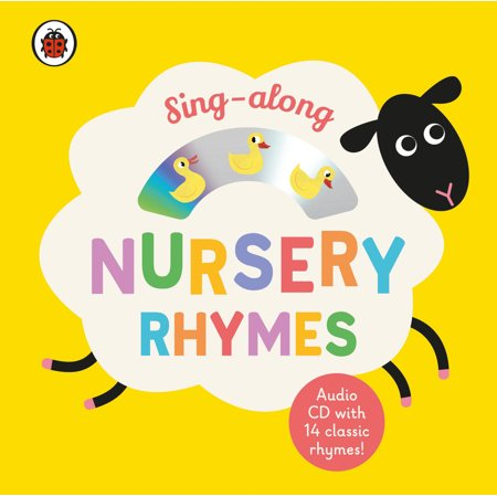 - Sing-along Nursery Rhymes : CD and Board Book