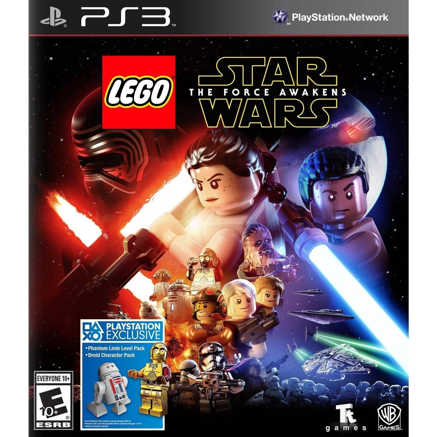 LEGO Star Wars The Force Awakens PS3 Walmart
