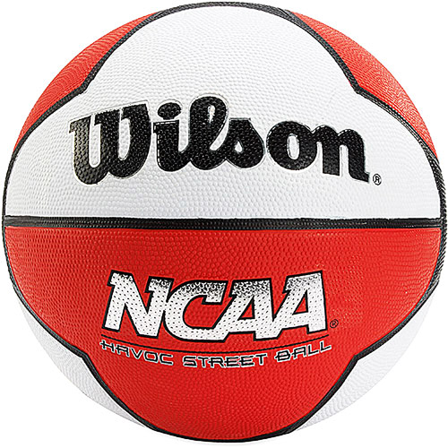 "Click here to buy Wilson NCAA Killer Crossover Basketball, 29.5""."