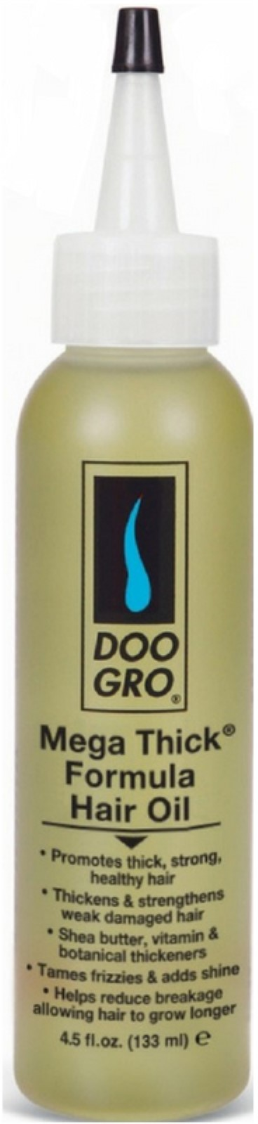 DOO GRO® MEGA THICK FORMULA HAIR OIL – Walmart Inventory