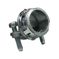 """Sigma Electric 44665 Electrical Conduit Connector, 3/4"""", Gray"""