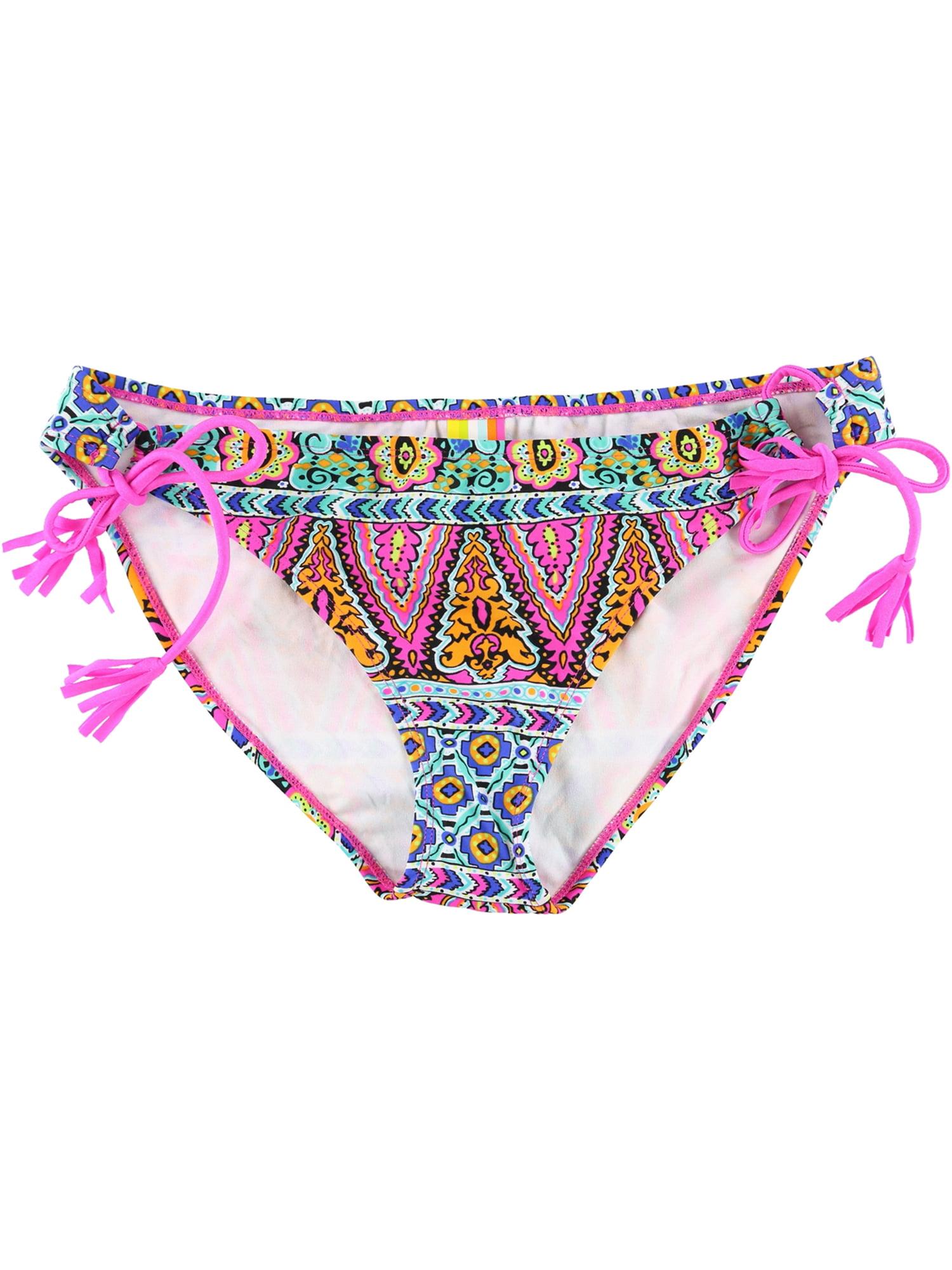 Raisins Womens Printed Bikini Swim Bottom