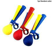 FAVOLOOK Clown Sound Bell Squeeze Bulb Bike Easy Install Hooter Bicycle Air Horn
