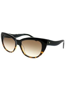 55c80de7cb Product Image Kate Spade KS EMALEE S PMG S8 53mm Womens Cat-Eye Sunglasses