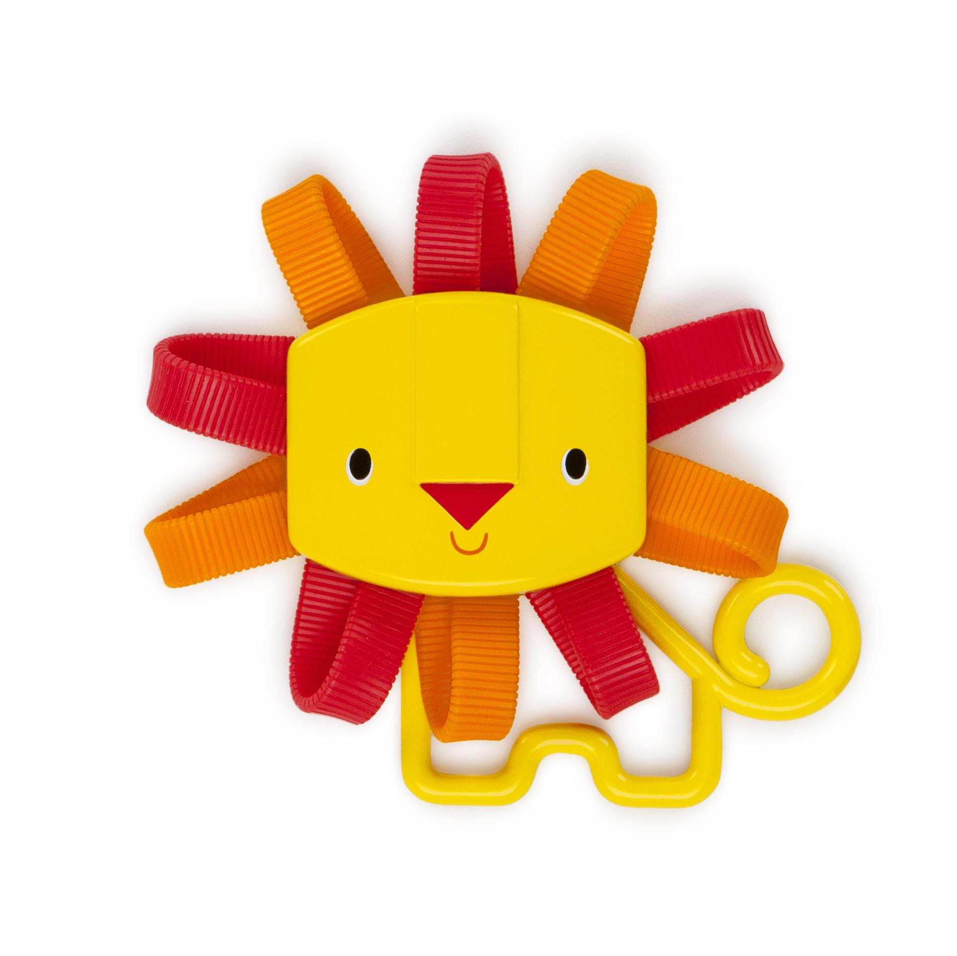 Oball Roar-O-Rattle Teether