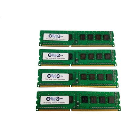 32Gb 4X8Gb Memory Ram Compatible With Alienware Aurora R4 Desktop By CMS