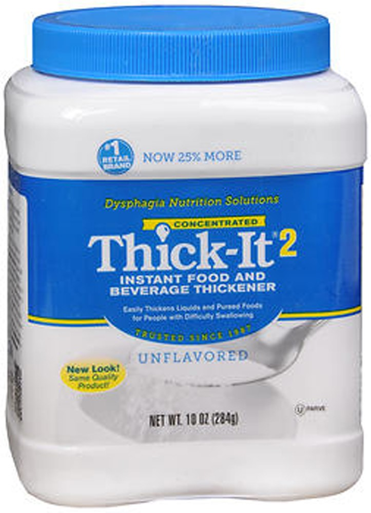 Thick-It 2 Instant Food & Beverage Thickener, 10 Oz by Thick-It