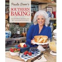 Paula Deen's Southern Baking: 125 Favorite Recipes from My Savannah Kitchen (Hardcover)