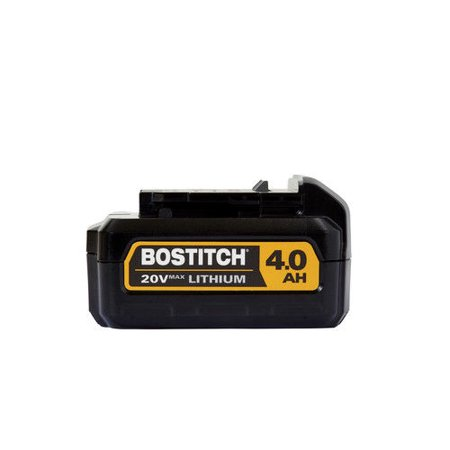 Bostitch BCB204 20V MAX 4.0 Ah Lithium-Ion Battery