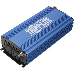 Tripp Lite 750W Compact Power Inverter Mobile Portable 2 Outlets 1 USB PINV750 (750watt Inverter)