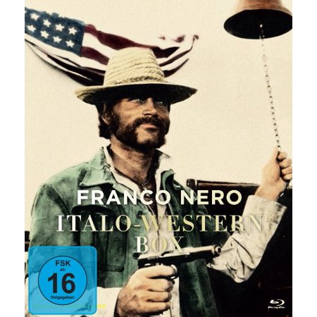 Franco Nero Italo-Western Collection - 3-Disc Box Set ( Il mercenario / L