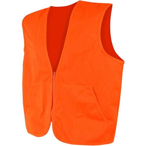 QuietWear Hunting/Safety Vest, Blaze