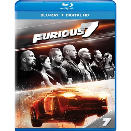 Furious 7 (Blu-ray)