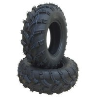 Product Image Set Of 2 New Wanda Atv Utv Tires 25x8 12 6pr P373