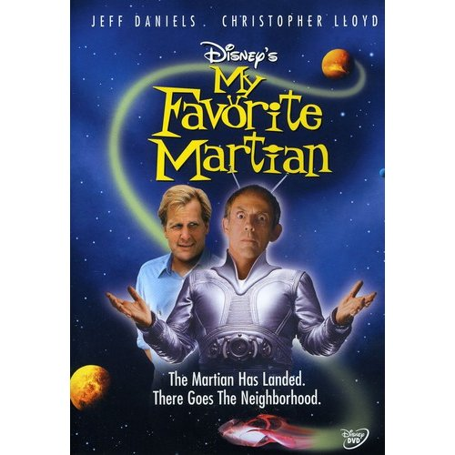My Favorite Martian (Widescreen)
