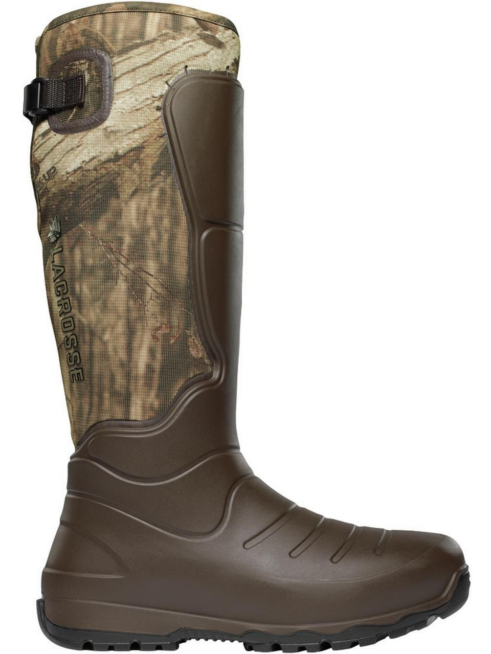 LaCrosse AeroHead Boot Mossy Oak Infinity 3.5mm 8 by LACROSSE