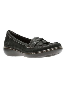 a8f26842b08 Product Image Women s Clarks Ashland Bubble. Product Variants Selector.  Black Interest Leather