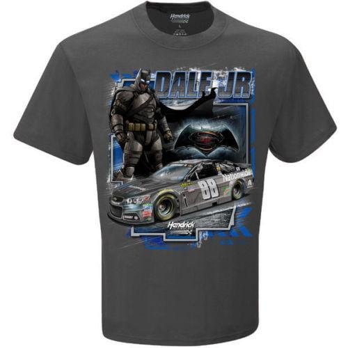 Dale Earnhardt Jr. Hendrick Motorsports Batman Team Youth T-Shirt by