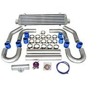 Universal 27.5x5.5x2.5 Intercooler Piping + BOV Kit VW GOLF JETTA GTI PASSAT