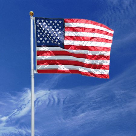 6ee57b5f47eb American Flag 3  x 5  - USA US U.S. United States Stars Red and ...