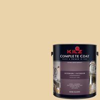 Goldilocks, KILZ COMPLETE COAT Interior/Exterior Paint & Primer in One, #LE170-02