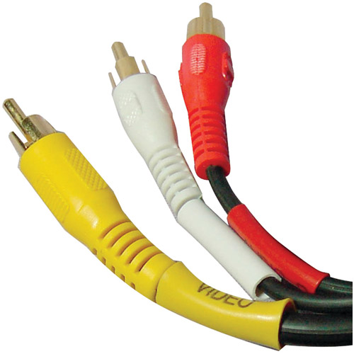 Axis A/V Interconnect Cable, 3'