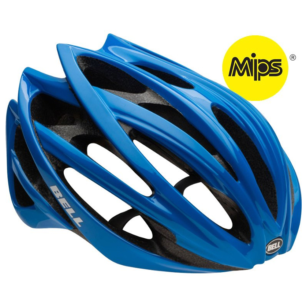 Bell Gage MIPS Road Helmet Large Tahoe Blue Unisex Adult Cycling Bike Safety