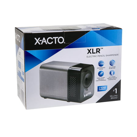 - X-Acto Compact Electric Pencil Sharpener
