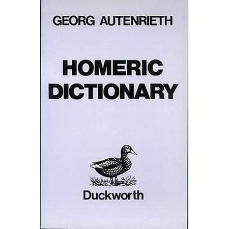 - Homeric Dictionary
