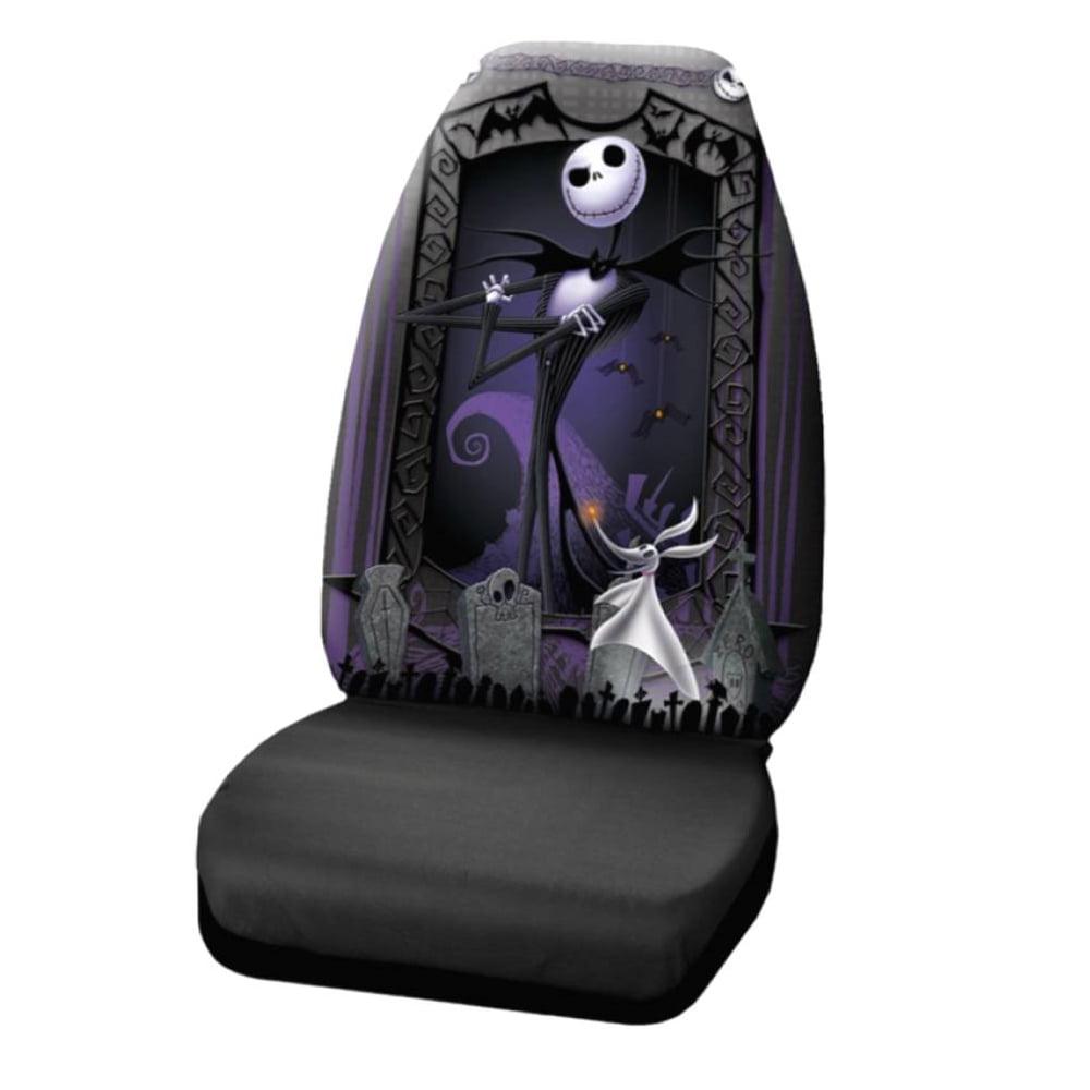 Malibu 2011 chevy malibu seat covers : Nightmare Before Christmas Graveyard Seat Cover - Walmart.com