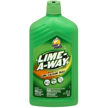 Lime-A-Way Lime, Calcium & Rust Cleaner, 28oz Bottle