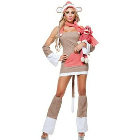 Monkey Costume Women (Monkey Business Costume S4237 Starline)