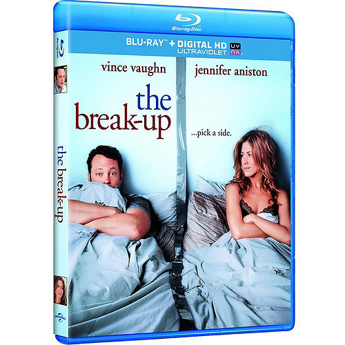 The Break-Up (Blu-ray   Digital HD) (With INSTAWATCH) (Widescreen)