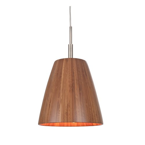 Woodbridge Lighting Sorg Adnap 1 Light Mini Pendant