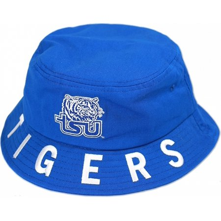 8ba929faa03 Cultural Exchange - Big Boy Tennessee State Tigers S4 Mens Bucket Hat  Royal  Blue - 59 cm  - Walmart.com