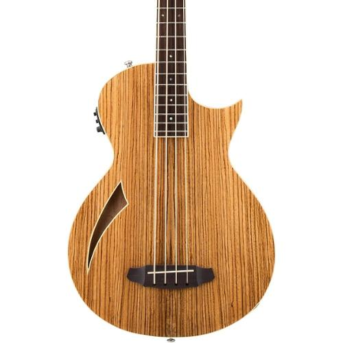 ESP LTD TL-4Z Thinline Acoustic Electric Bass Guitar ...