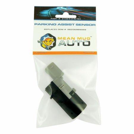 Auto Parking Sensor - Mean Mug Auto 21323-21619A PDC Backup Parking Sensor - For: BMW - Replaces OEM Number: 66206989069, 66216911838, 66200309541