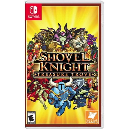 Shovel Knight: Treasure Trove for Nintendo Switch