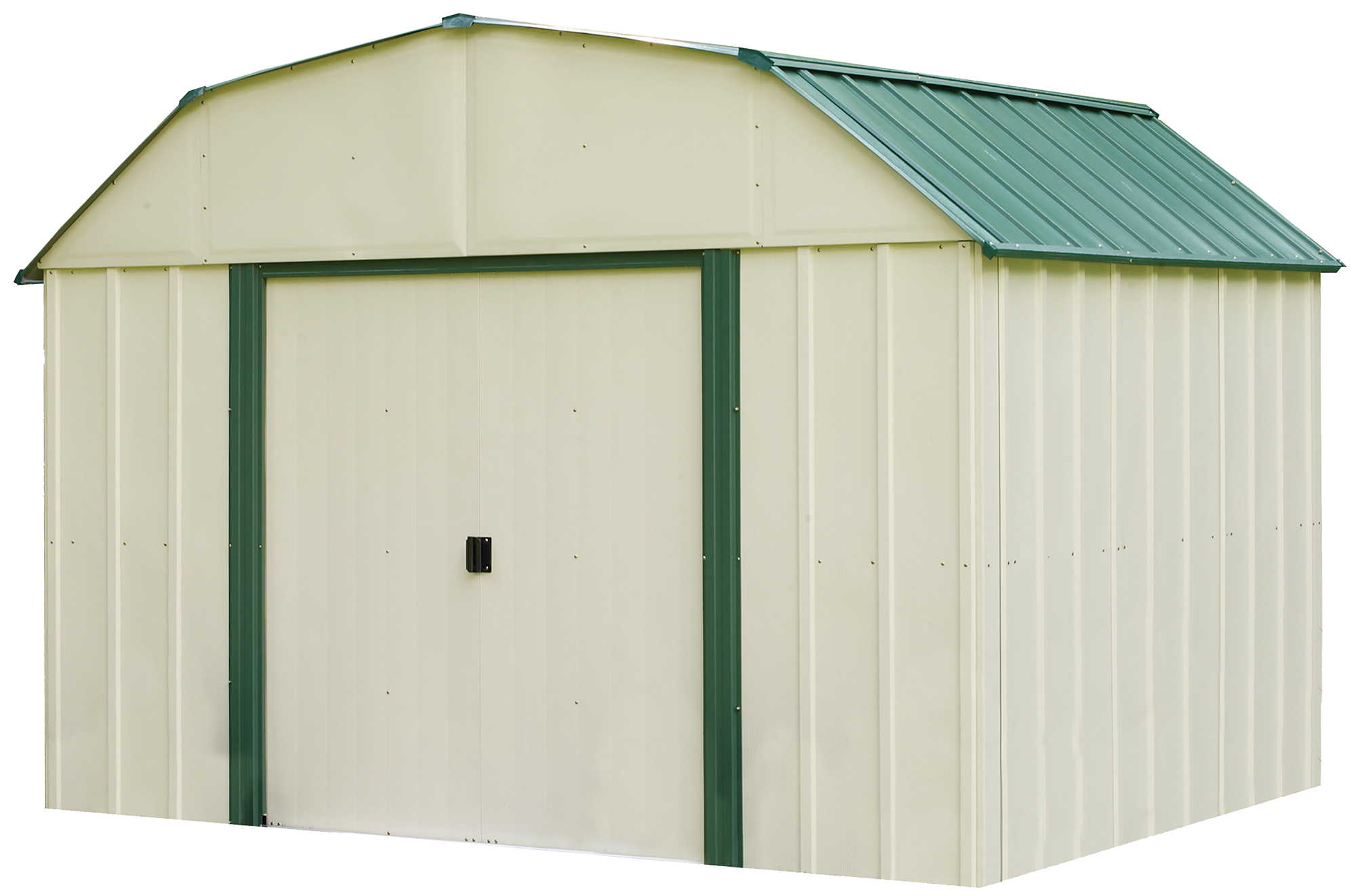 Steel Storage Shed 10 X 8 Ft Barn Style Meadow Greelmond