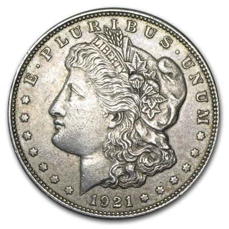 1921 P D or S Mint Silver Morgan Dollars - Morgan Silver One Dollar Coin