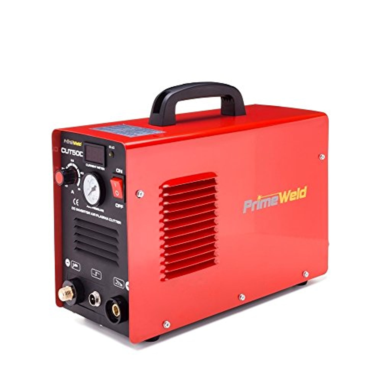 PRIMEWELD 50A Air Inverter Plasma Cutter Dual Voltage 110...