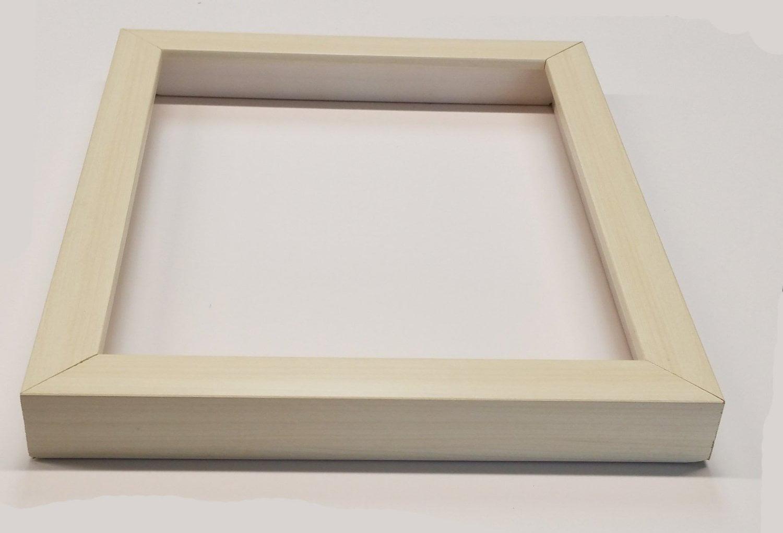 Shadowbox Gallery Wood Frames White